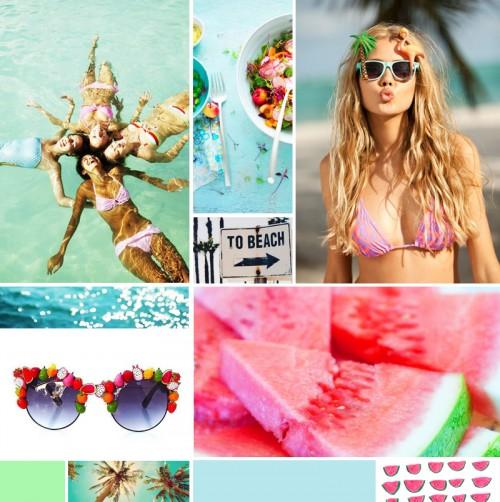 Fresh_watermelon_Moodboard